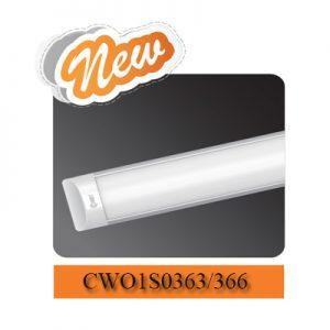 Bộ đèn Led bán nguyệt 36W CWO1S0363 Comet